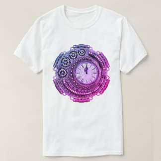 Steampunk Clock T-Shirt