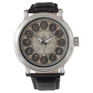 Steampunk Clock Watch