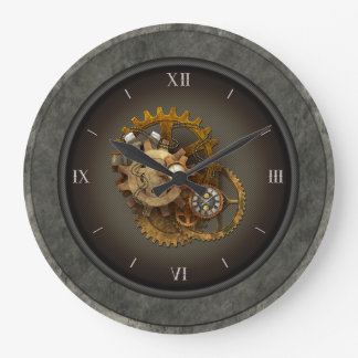 SteamPunk Clocks & Cogs