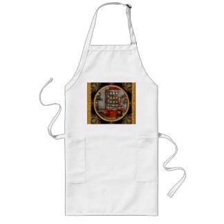 Steampunk - Coffee - The company coffee maker Apron