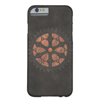 Steampunk Cog Barely There iPhone 6 Case
