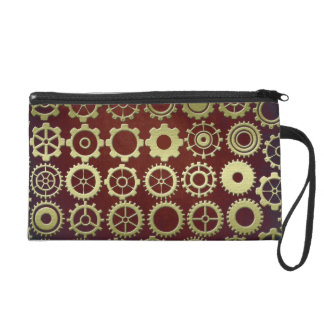 Steampunk Cogs and Gears Bagettes Bag