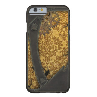 Steampunk Copper and Gold Barely There iPhone 6 Case