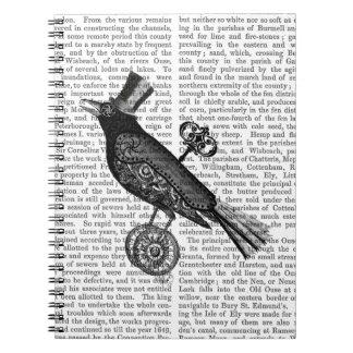 Steampunk Crow 2 Notebook