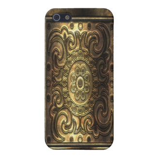 Steampunk Decorative Antique Metal iPhone 5 Case