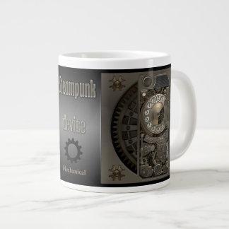 Steampunk Device - Rotary Dial Phone. Jumbo Mug