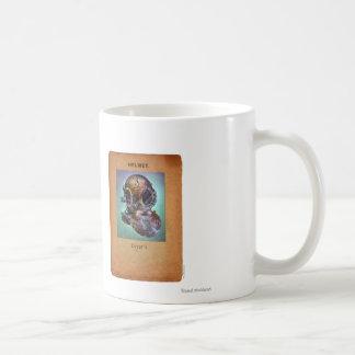 Steampunk Diver s Helmet Coffee Mug