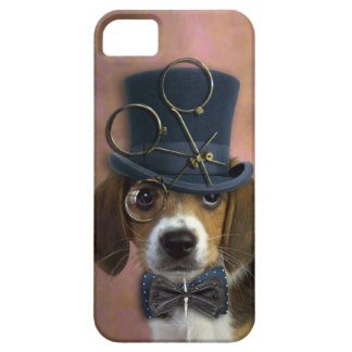 Steampunk Dog iPhone 5 Covers