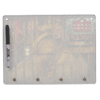 Steampunk - Dystopia - The Vault Dry Erase Board