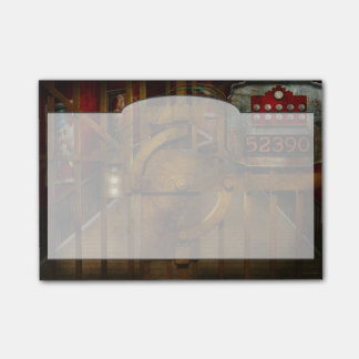 Steampunk - Dystopia - The Vault Post-it® Notes