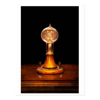 Steampunk - Electricity - Bright ideas Postcards