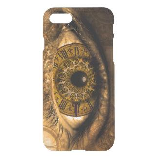 Steampunk Eye iPhone Case Vintage Victorian