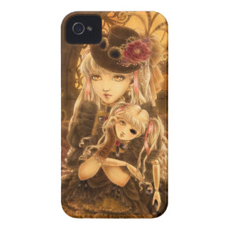 Steampunk Fantasy BlackBerry Bold Case