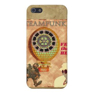 Steampunk ~ Feel The Heat iPhone 5/5S Case
