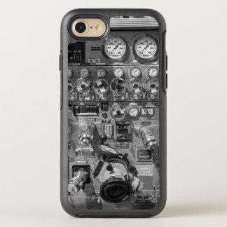 Steampunk Firetruck Gauge Cluster OtterBox Symmetry iPhone 8/7 Case
