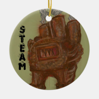 Steampunk Furnace, ornaments