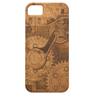 Steampunk Gear iPhone 5 Cases