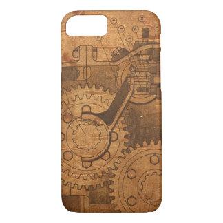 Steampunk Gear iPhone 7 Case