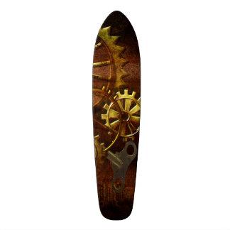 Steampunk Gears Skateboard Decks