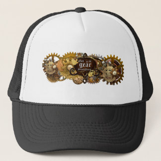 Steampunk Get it in Gear Hat
