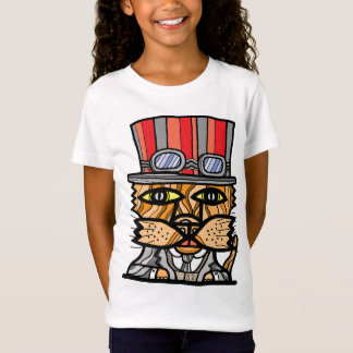 """SteamPunk"" Girls' Fine Jersey T-Shirt"
