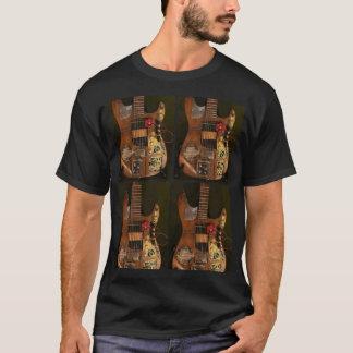 Steampunk Guitar T-Shirt