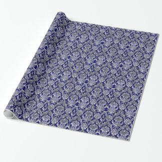 Steampunk Hanukkah Wrapping Paper