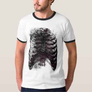 Steampunk Heart Cage T-Shirt