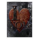 Steampunk I Love You Valentine
