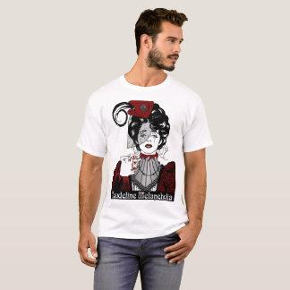 Steampunk Illustration Maudeline Melancholia shirt