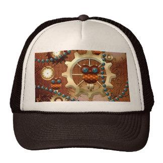 Steampunk in noble design cap