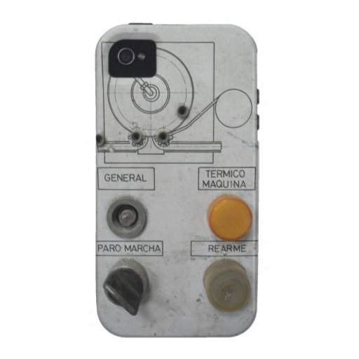 Steampunk Industrial iPhone 4/4S Cases
