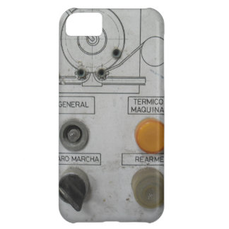 Steampunk Industrial iPhone 5C Cover