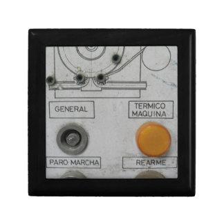 Steampunk Industrial Trinket Box