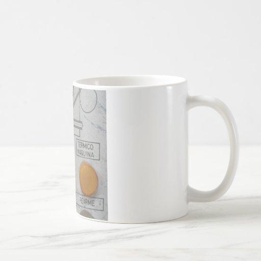 Steampunk Industrial Coffee Mugs