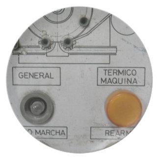Steampunk Industrial Plates