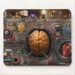 Steampunk - Information overload Mousemats