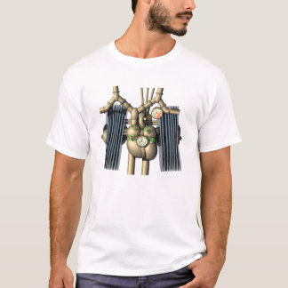 Steampunk innards t-shirt