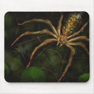 Steampunk - Insect - Arachnia Automata Mouse Pads