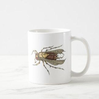 Steampunk Insect Coffee Mug