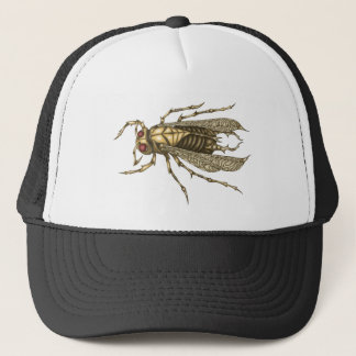 Steampunk Insect Trucker Hat