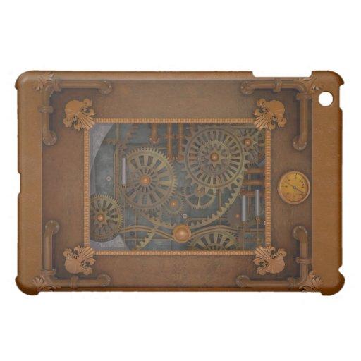 Steampunk iPad Mini Cover