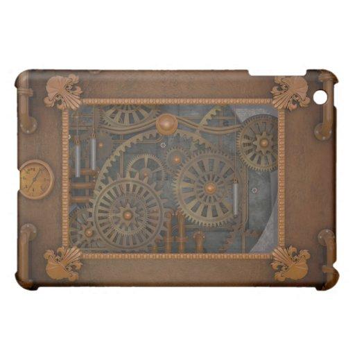 Steampunk iPad Mini Case