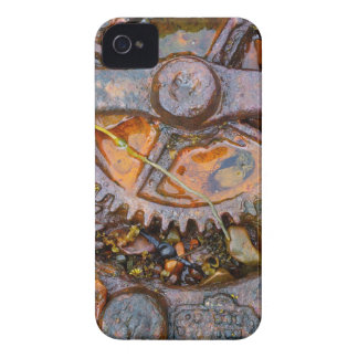 Steampunk iPhone 4 Cover