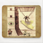 Steampunk ~ Lucky Escape Mouse Pad