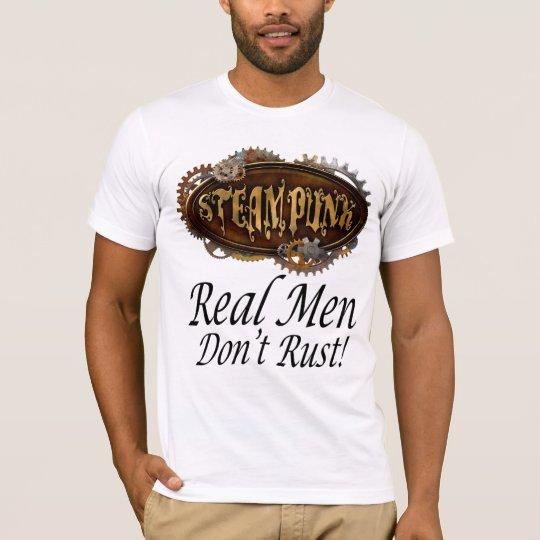 Steampunk Man's Shirt