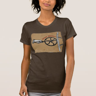Steampunk Measure Wheel T-Shirt