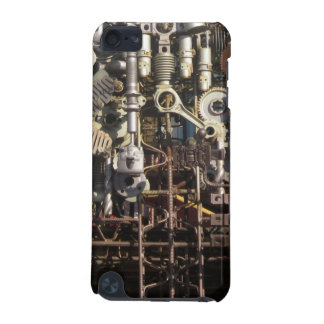 Steampunk mechanical machinery machines iPod touch 5G cases