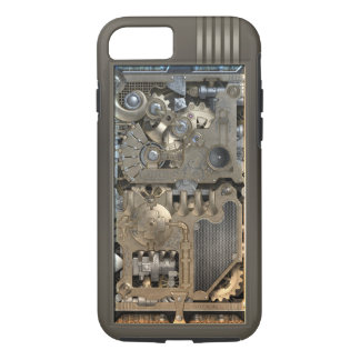 Steampunk Mechanism. iPhone 8/7 Case