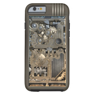 Steampunk Mechanism. Tough iPhone 6 Case